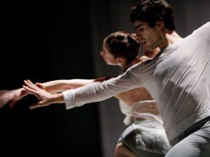 Eva Dewaele, Ernesto Boada - The Grey Area - Royal Ballet of Flanders - photo © Johan Persson
