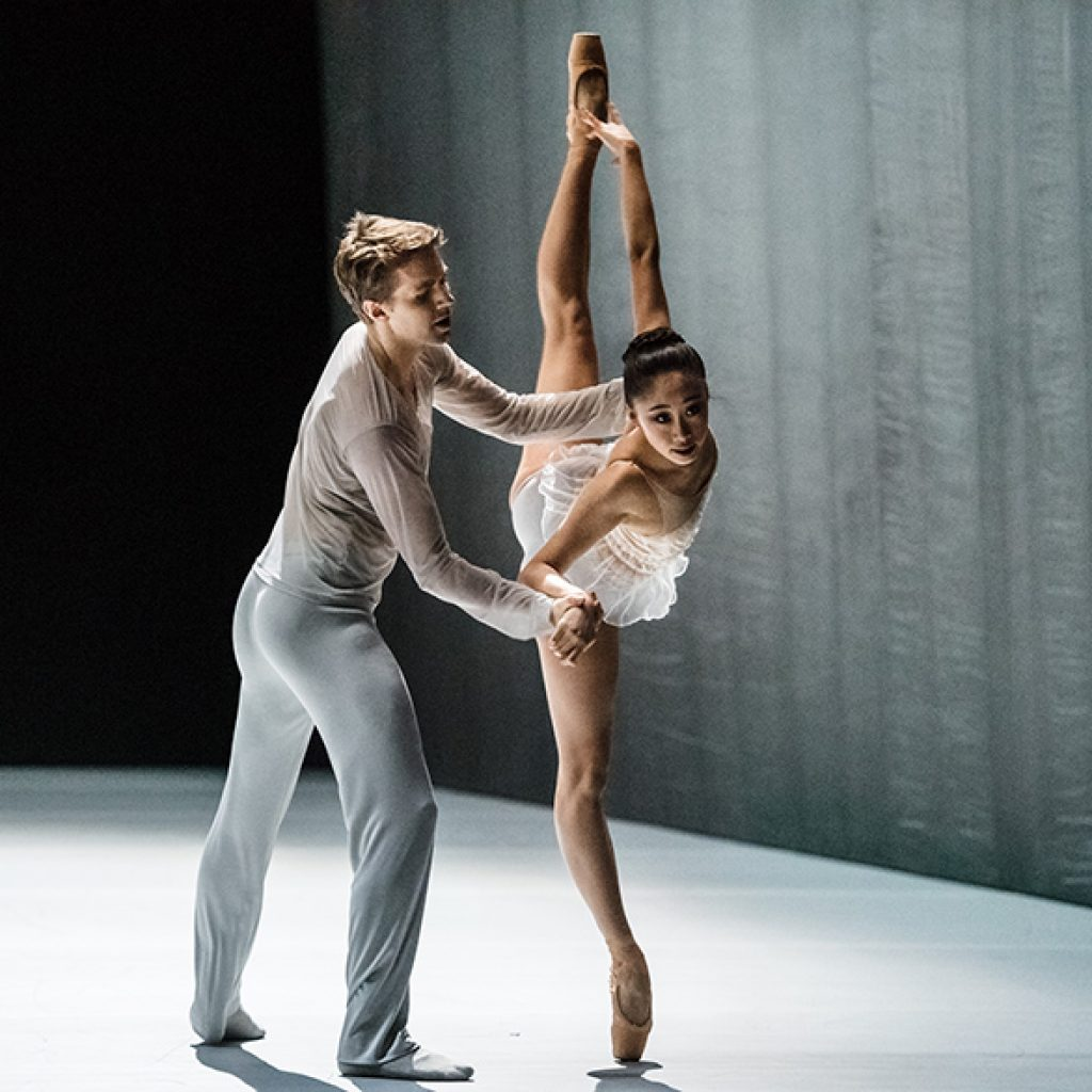 The Grey Area - Royal Swedish Ballet - photo © Soren Vilkes