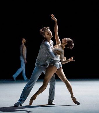 The Grey Area - Royal Swedish Ballet - photo © Soren Vilkes