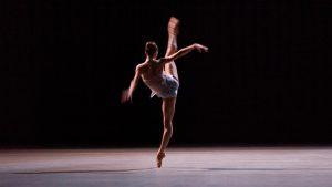 Sofiane Sylve - The Grey Area - Dutch National Ballet - photo © Deen van Meer