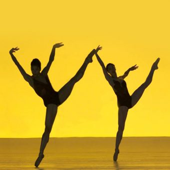 Marisa Lopez, Kumiko Hayakawa - 00:00 - Dutch National Ballet - photo © Angela Sterling