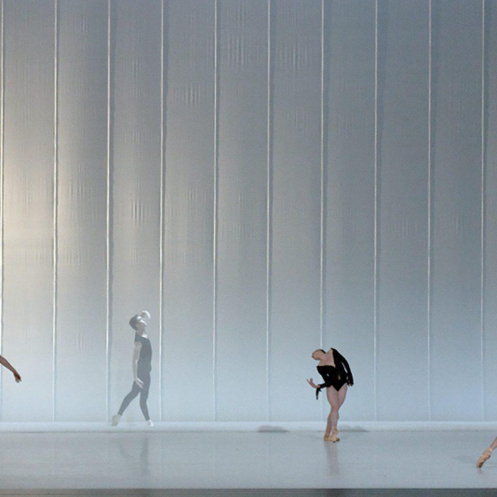 Maximilian Genow, Raphaël Coumes-Marquet, Anna Merkulova, Yumiko Takeshima - Morning Ground - Dutch National Ballet - photo © Costin Radu