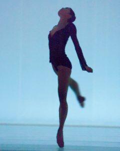 Marisa Lopez - Morning Ground - Dutch National Ballet - photo © Angela Sterling
