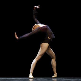 Natalia Sologub - Reverence - Semperoper Ballett - photo © Costin Radu