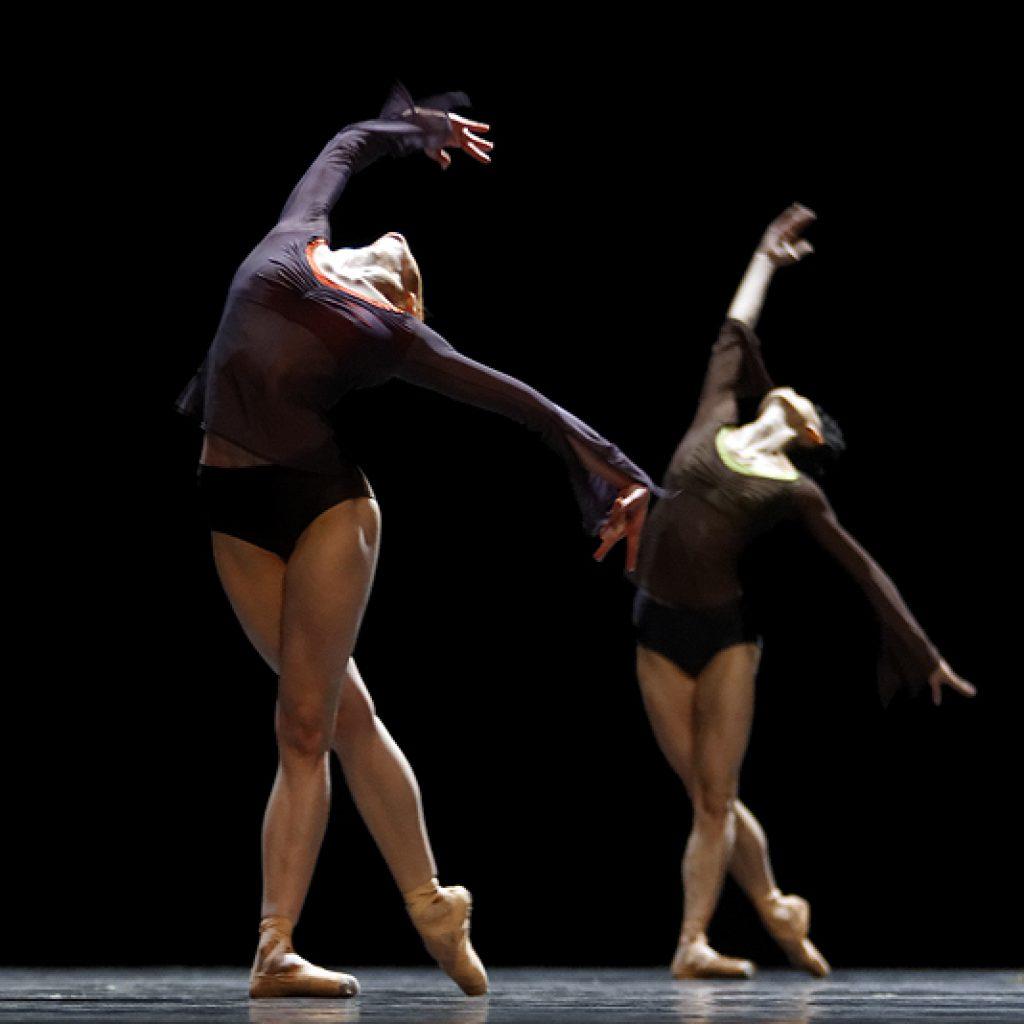 Natalia Sologub, Yumiko Takeshima - Reverence - Semperoper Ballett - photo © Costin Radu