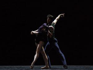 Vera Tsyganova, Casey Herd - Reverence - Dutch National Ballet - photo © Costin Radu