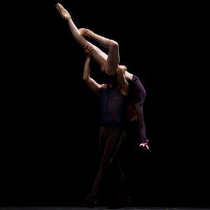 Jiří Bubeníček, Natalia Sologub - Reverence - Semperoper Ballett - photo © Costin Radu