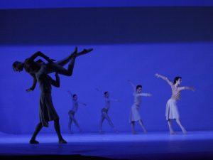 Ensemble - The Disappeared - Semperoper Ballett - photo © Angela Sterling