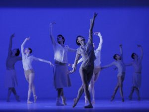 Ensemble - The Gentle Chapters - Dutch National Ballet - photo © Angela Sterling
