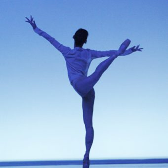 Yumiko Takeshima - The Gentle Chapters - Dutch National Ballet - photo © Angela Sterling