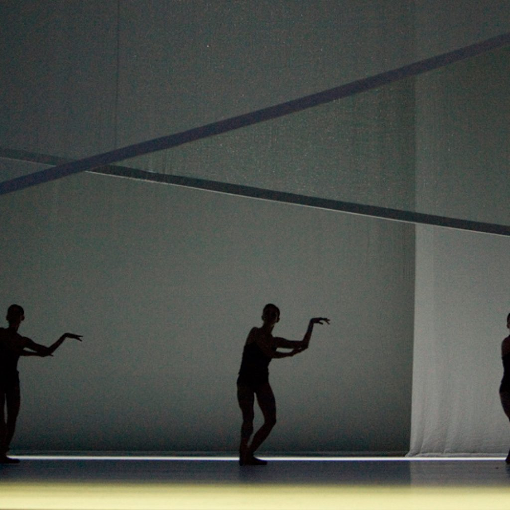 Ensemble - The Disappeared - Semperoper Ballett - photo © Angela Sterling