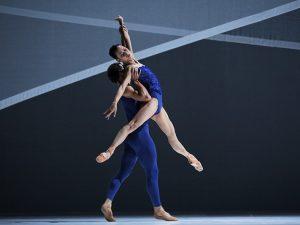 Yumiko Takeshima, Jiří Bubeníček - The Disappeared - Semperoper Ballett - photo © Costin Radu