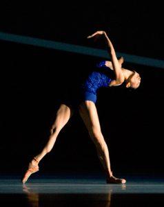 Yumiko Takeshima - The Disappeared - Semperoper Ballett - photo © Angela Sterling