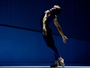 Jiří Bubeníček - The Disappeared - Semperoper Ballett - photo © Costin Radu