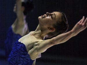 Bridget Breiner - The Disappeared - Semperoper Ballett - photo © Costin Radu