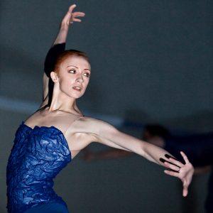 Natalia Sologub - The Disappeared - Semperoper Ballett - photo © Costin Radu