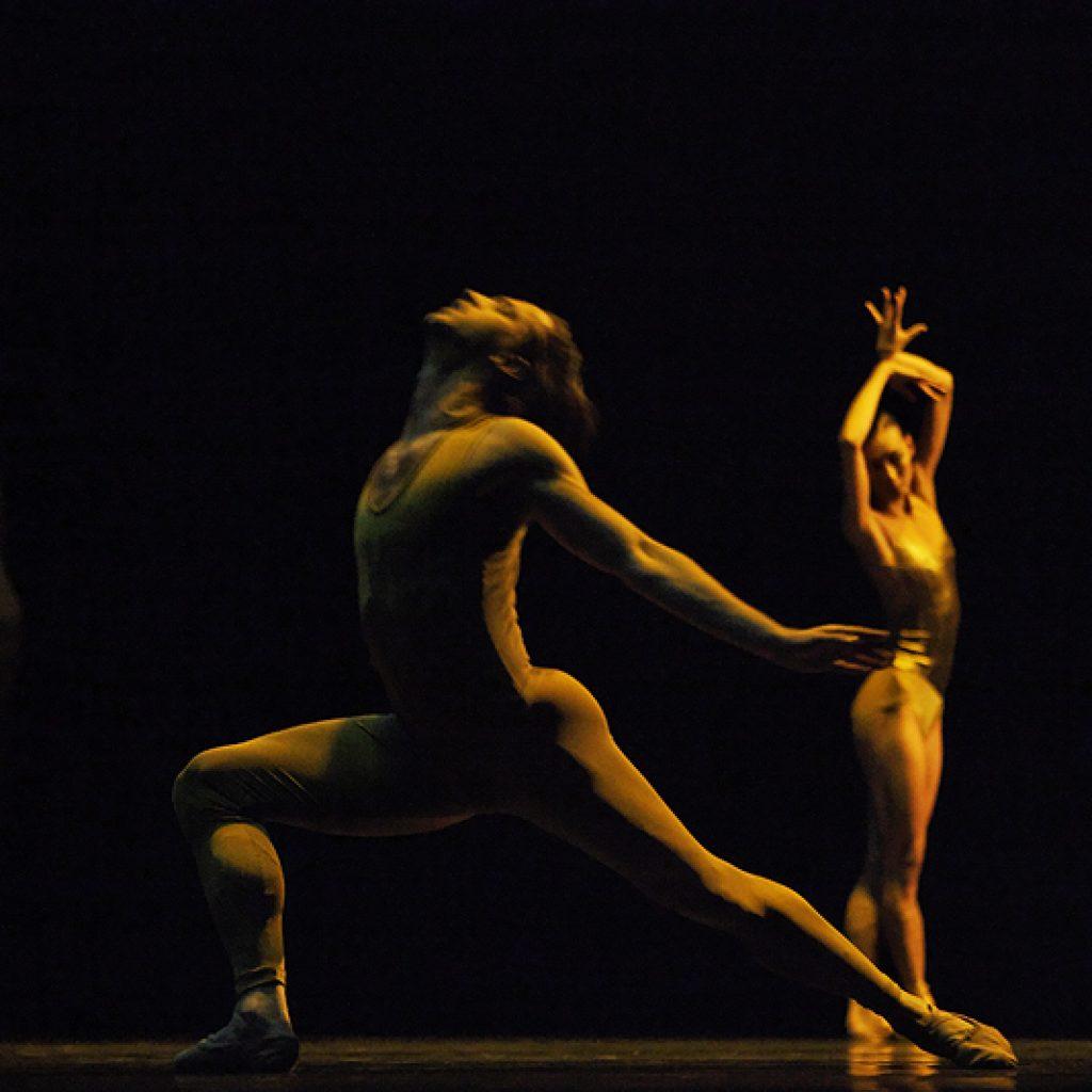 Maximilian Genow - A Sweet Spell of Oblivion - Semperoper Ballett - photo © Costin Radu