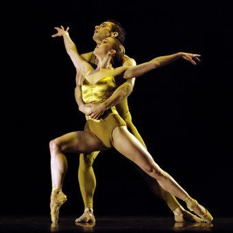 Andrea Parkyn, Fabien Voranger - A Sweet Spell of Oblivion - Semperoper Ballett - photo © Costin Radu
