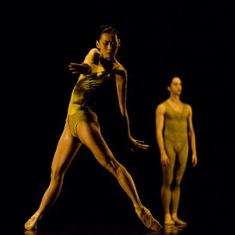 Yumiko Takeshima, Maximilian Genow - A Sweet Spell of Oblivion - Semperoper Ballett - photo © Costin Radu
