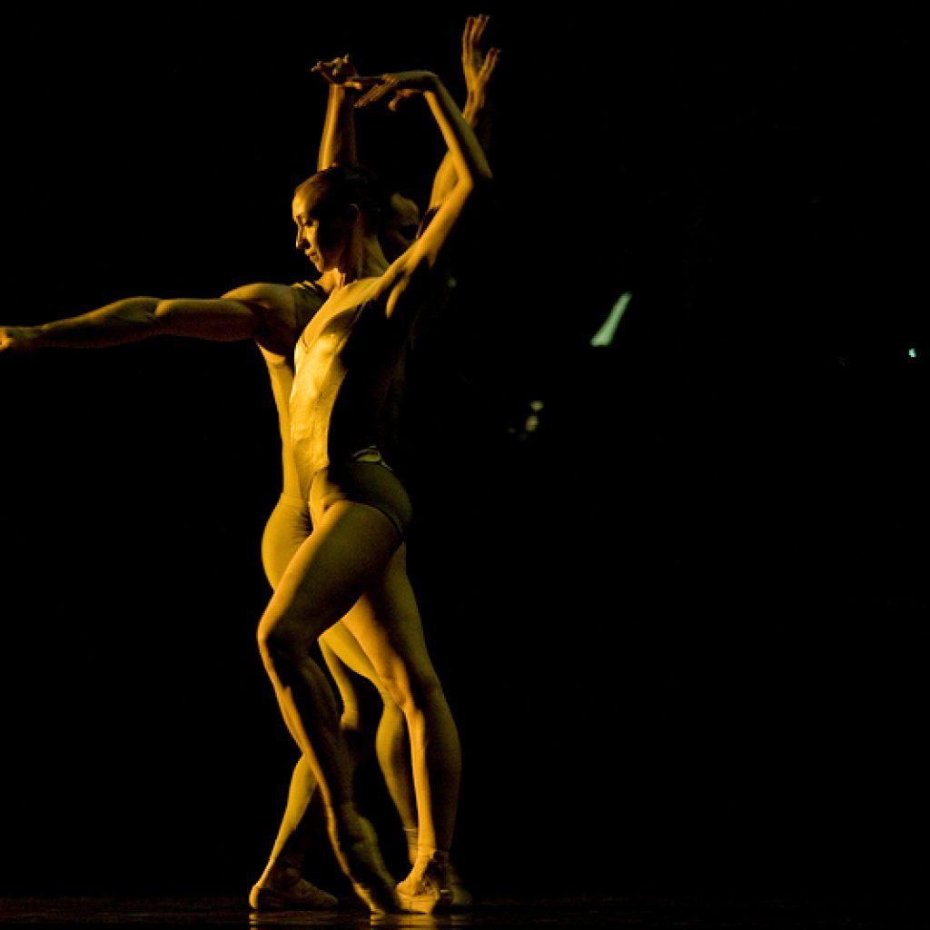 Natalia Sologub, Fabien Voranger - A Sweet Spell of Oblivion - Semperoper Ballett - photo © Costin Radu