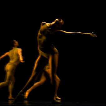 Duosi Zhu - A Sweet Spell of Oblivion - Semperoper Ballett - photo © Costin Radu
