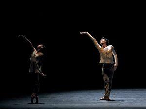 Yumiko Takeshima, Raphaël Coumes-Marquet - On the Nature of Daylight - Semperoper Ballett - photo © Costin Radu