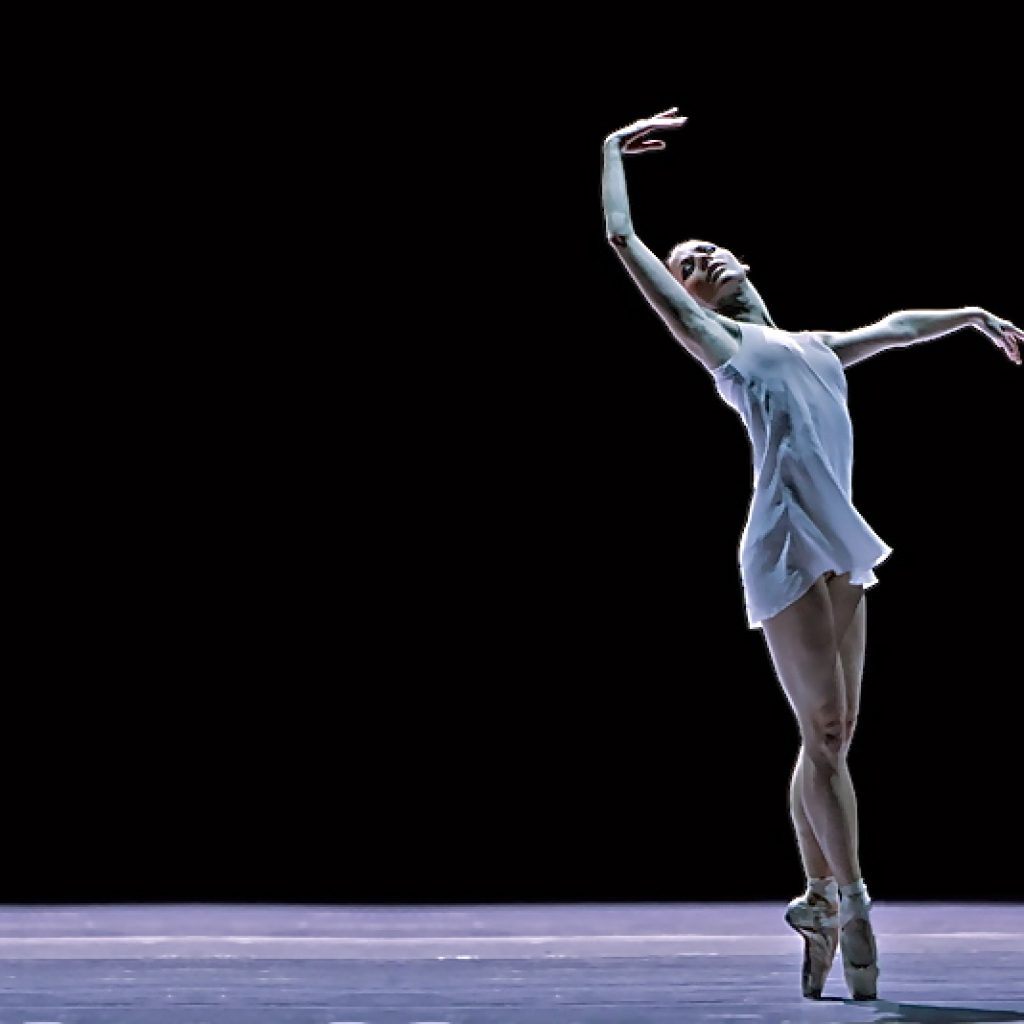 Adrienn Pap - On the Nature of Daylight - Semperoper Ballett - photo © Andrea Paolini Merlo