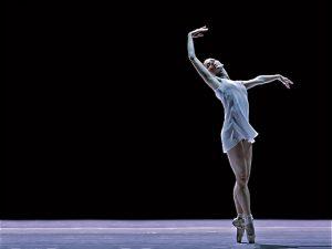 Adrienn Pap - On the Nature of Daylight - Semperoper Ballett - photo © Andrea Paolini Merlo