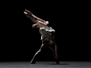 Istvan Simon, Andrea Parkyn - On the Nature of Daylight - Semperoper Ballett - photo © Costin Radu