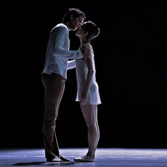 Adrienn Pap, Roland Liebich - On the Nature of Daylight - Semperoper Ballett - photo © Andrea Paolini Merlo