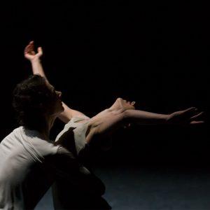 Istvan Simon, Andrea Parkyn - On the Nature of Daylight - Semperoper Ballett - photo © Costin Radu