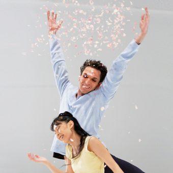 Yumiko Takeshima, Raphaël Coumes-Marquet - Giselle - Semperoper Ballett - photo © Costin Radu