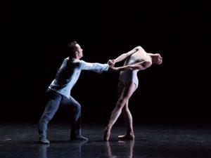 Fabien Voranger, Courtney Richardson - Giselle - Semperoper Ballett - photo © Ian Whalen