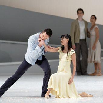 Raphaël Coumes-Marquet, Yumiko Takeshima - Giselle - Semperoper Ballett - photo © Costin Radu