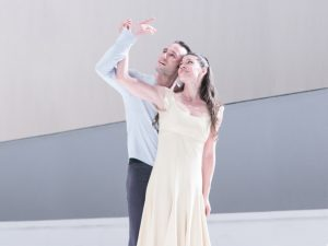 Fabien Voranger, Courtney Richardson - Giselle - Semperoper Ballett - photo © Ian Whalen