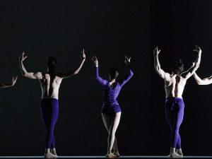Ensemble - The Third Light - Royal Ballet of Flanders - photo © Costin Radu