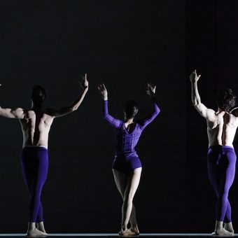 Ensemble - The Third Light - Royal Ballet of Flanders - photo © Costin Radu