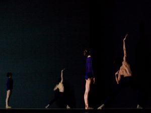 Alain Honorez, Courtney Richardson, Wim VanlessenAlain Honorez, Courtney Richardson, Wim Vanlessen - The Third Light - Royal Ballet of Flanders - photo © Costin Radu