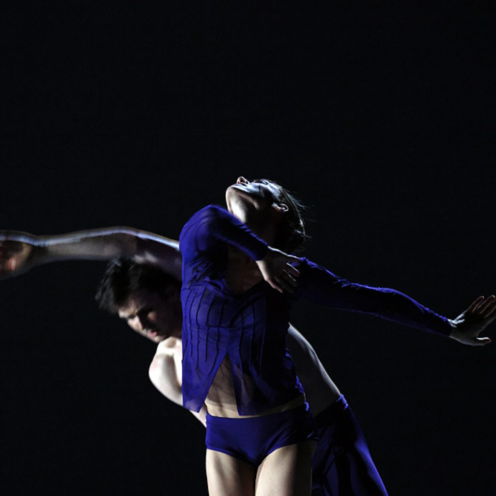 Courtney Richardson, Wim Vanlessen - The Third Light - Royal Ballet of Flanders - photo © Costin Radu