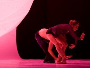 Eugenie Skilnand - dancingmadlybackwards - The Norwegian National Ballet - photo © Costin Radu