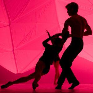 Eugenie Skilnand, Silas Henriksen - dancingmadlybackwards - Norwegian National Ballet - photo © Costin Radu