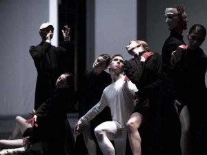 Ensemble - timelapse/(Mnemosyne) - Dutch National Ballet - photo © Angela Sterling