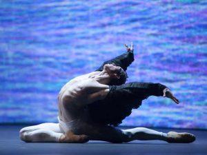 James Stout - timelapse/(Mnemosyne) - Dutch National Ballet - photo © Angela Sterling