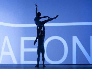 Sasha Mukhamedov, Jan Zerer - timelapse/(Mnemosyne) - Dutch National Ballet - photo © Angela Sterling