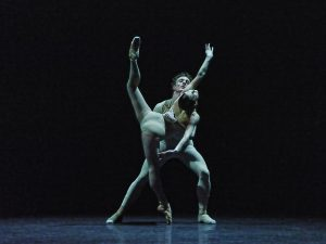 Jurgita Dronina, Remi Wörtmeyer - day4 - Dutch National Ballet - photo © Marc Haegeman