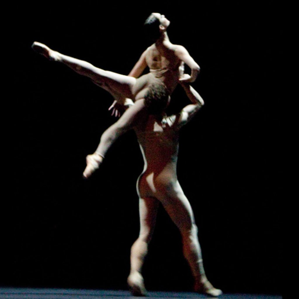 Jurgita Dronina, Remi Wörtmeyer - day4 - Dutch National Ballet - photo © Angela Sterling