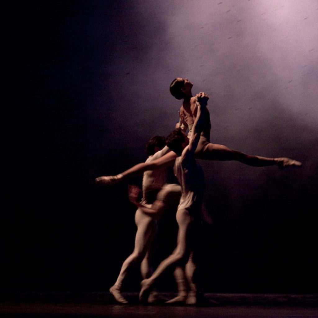 Casey Herd, Remi Wörtmeyer, Igone De Jongh, James Stout - day4 - Dutch National Ballet - photo © Angela Sterling