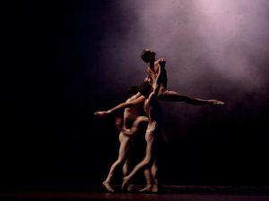 Casey Herd, Remi Wörtmeyer, Igone De Jongh, James Stout - day4 - Dutch National Ballet - photo © Angela Sterling