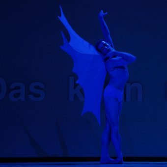 Claudio Cangialosi - The World According to Us - Semperoper Ballett - photo © Costin Radu