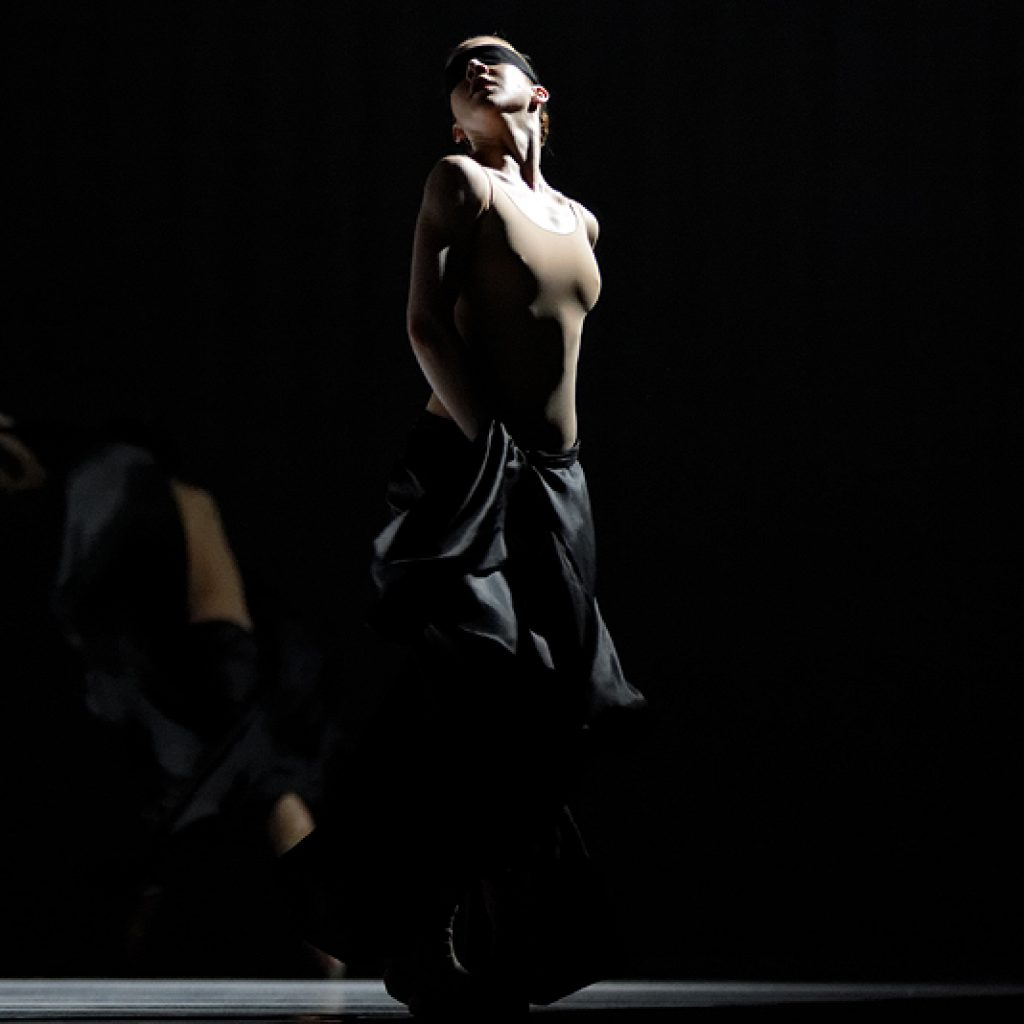 Andrea Parkyn - The World According to Us - Semperoper Ballett - photo © Costin Radu
